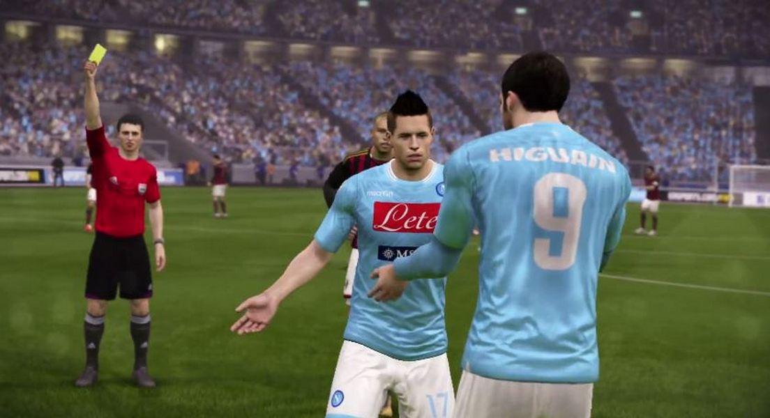 Новые эмоции в FIFA 15