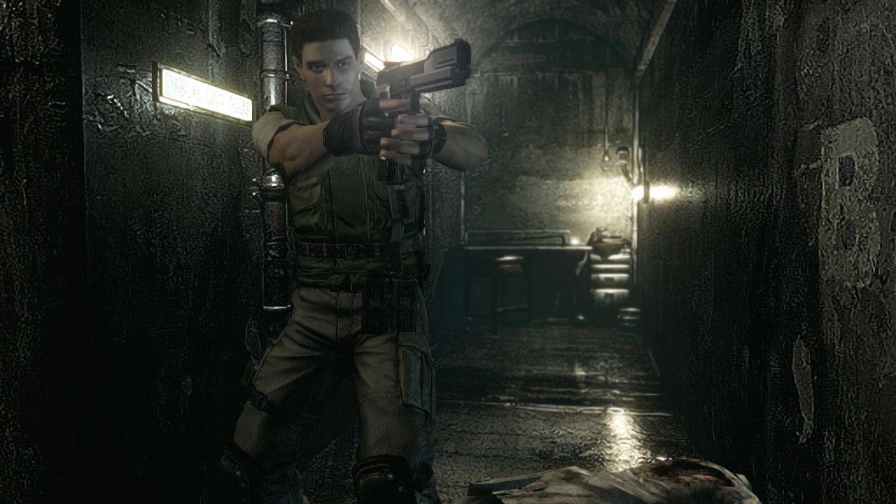Resident Evil HD выйдет уже 20 января 2015 года